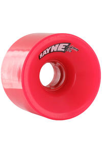 Rayne Greed 66mm 80a Rollen 4er Pack  (pink)