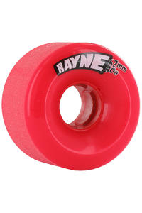 Rayne Envy 62mm 80a Rollen 4er Pack  (pink)