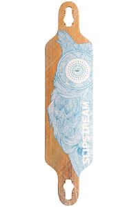 "Slipstream Twin 2013 39"" (99cm) Longboard Deck"