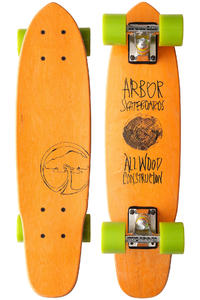 "Arbor Woody 2013 23.5"" (59,7cm) Cruiser (orange)"