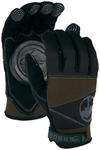 Arbor Signature Handschützer (black brown)