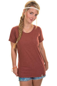 SK8DLX Holly T-Shirt girls (heather red)