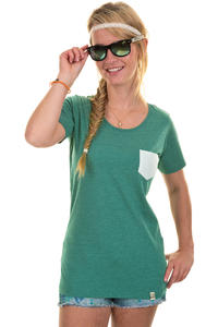 SK8DLX Holly T-Shirt girls (heather green)