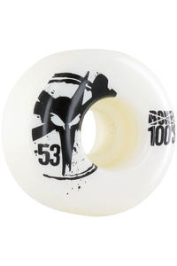 Bones 100's-OG #13 53mm Wheel 4er Pack  (white)