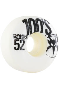 Bones 100's-OG 13 Slim 52mm Rollen (white)