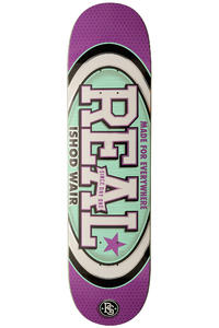 "Real Wair Champion Oval 8"" Deck (purple)"