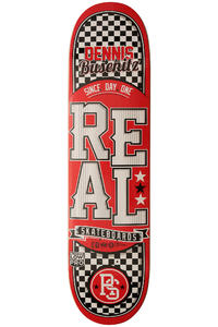 "Real Busenitz Redline 8"" Deck (red)"