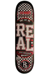 "Real Busenitz Redline 8.25"" Deck (black)"