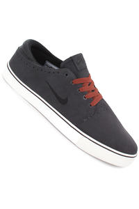 Nike SB Team Edition Shoe (anthracite black fib brown)