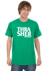 Thrasher Anti Logo T-Shirt (kellygreen)