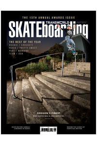 Transworld Mai 2013 Magazin