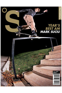 The Skateboard Mag 110 Mai 2013 Magazin