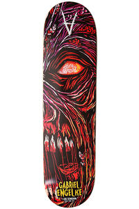 "Antiz Skateboards Engelke Dead For Life 8"" Deck (red)"