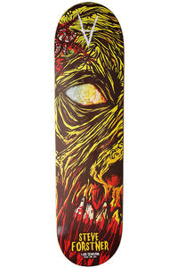 "Antiz Skateboards Forstner Dead For Life 8.05"" Deck (yellow)"