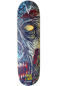 "Antiz Skateboards Liard Dead For Life 8.2"" Deck (blue)"