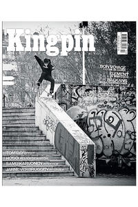 Kingpin Skateboarding Europa 113 05/2013 Magazin