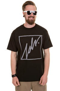 JSLV Squared T-Shirt (black grey)