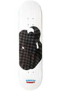 "Girl Art Dump Carnahan 8"" Deck (white)"