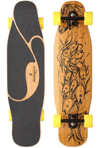 "Loaded Poke 34"" (84cm) Complete-Longboard"