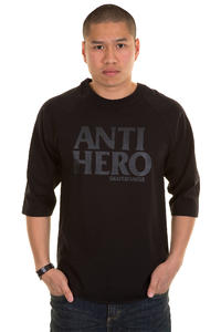 Anti Hero Black League 3/4 Longsleeve (black)
