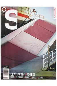 The Skateboard Mag Juni 2013 Magazin