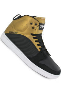 Supra S1W Shoe (black gold white)
