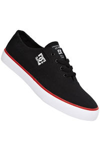 DC Flash TX Schuh (black athletic red white)