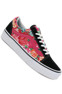 Vans Old Skool Shoe women (multi floral true white)