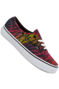 Vans Authentic Shoe women (rainbow tiger black)