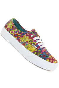 Vans Authentic Shoe women (friendship multi true white)