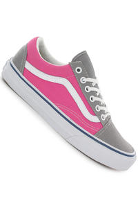 Vans Old Skool Shoe women (tri Tone neutral grey pink blue)