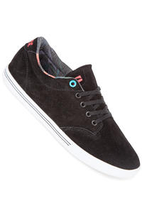 Globe Lighthouse Slim Suede Schuh (black hibiscus)