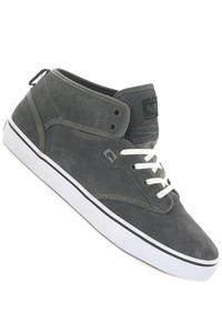 Globe Motley Mid Suede Schuh (charcoal schuster)