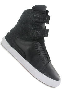 Supra Society II Leather Shoe women (black white white)
