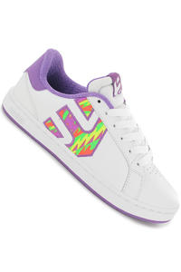 Etnies Fader LS Shoe women (white purple)