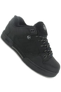 DVS Militia Snow Leather Schuh (black grey)