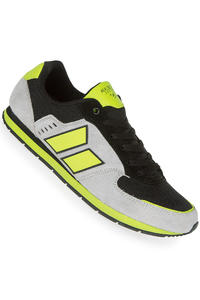 Macbeth Fischer Suede Schuh (light grey neon black)