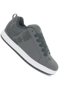 DC Court Graffik Schuh (grey black blue)