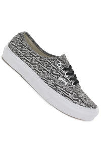 Vans Authentic Slim Shoe women (geometric black true white)