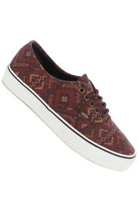 Vans Authentic Schuh (red clay)