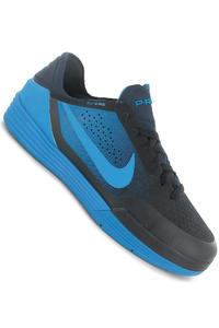 Nike SB Paul Rodriguez 8 Schuh (black photo blue)