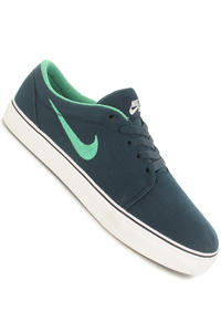 Nike SB Satire Canvas Schuh (obsidian crystal mint)