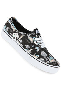 Vans x Star Wars Authentic Schuh (dark side planet hoth)
