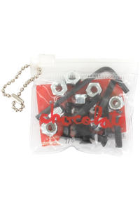 "Chocolate Inbus 7/8"" Bolt Pack (black)"