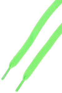 Mr. Lacy Flatties Laces (neon green)