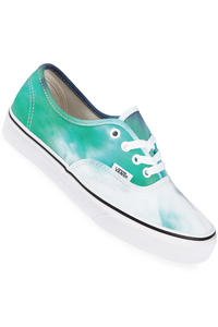 Vans Authentic Shoe women (tie dye navy turquoise)
