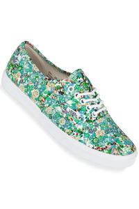 Vans Authentic Lo Pro Shoe women (ditsy floral pool green)
