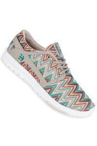 Etnies Scout Schuh women (brown tan white)