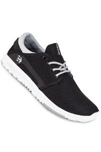 Etnies Scout Schuh women (black grey white)