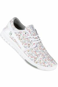 Etnies Scout Schuh women (white light grey)